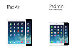 Review of iPad Air and Retina iPad mini 2