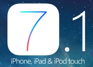 new iOS 7.1 beta version release
