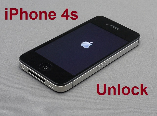 how to unlock a iphone 4s how to unlock iphone 4s all available methods 9922