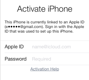 Contact iPhone owner from iCloud ID