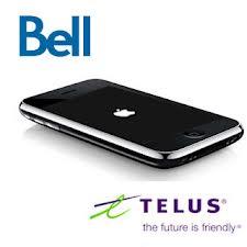 iPhone Bell Canada Unlock
