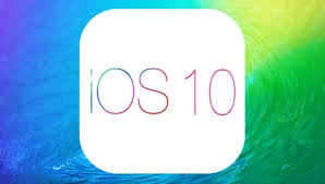 iOS 10 beta version