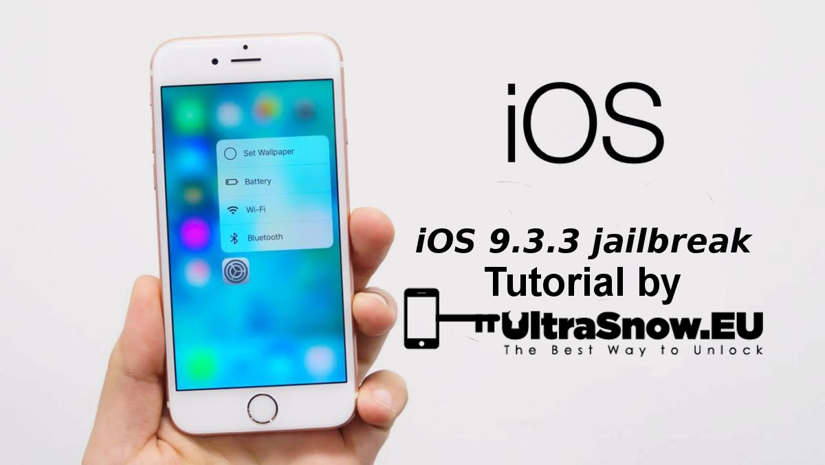 Fix Jailbreaking iOS 9.3.3 using Safari-Jailbreak 9.3.3 iOS computer version