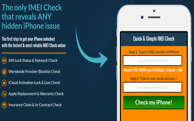Unlock iPhones with Flex Policy-Official IMEI Check Service