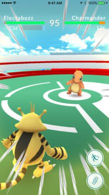 Pokemon Go Gym Tactics Top Ten-Gym Battle
