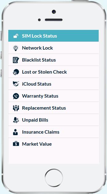 Iphone Warranty Check