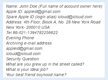 how to get a second apple email address
