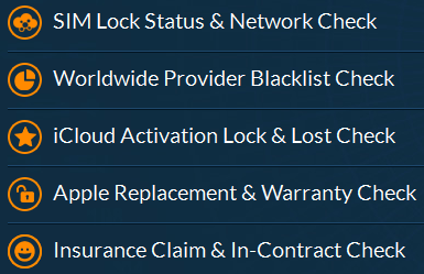 Step 2 of the GSX Apple Unlocking Method is the IMEI Check Service!