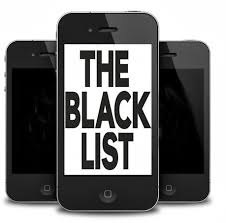 iPhone's Blacklist Status-The Blacklist