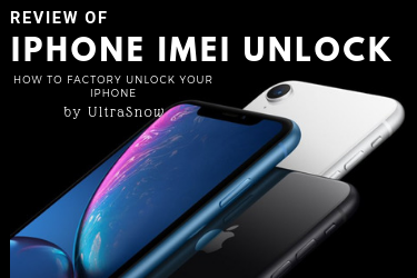 SIM Unlock iPhone on iOS 12 with iPhone IMEI Unlock