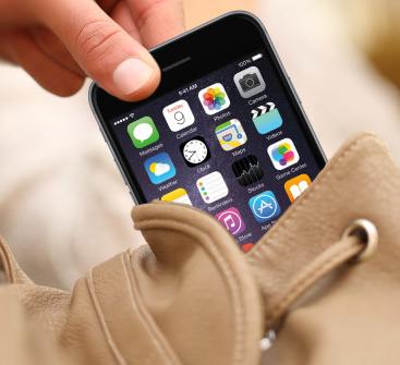 stolen iPhone Scam