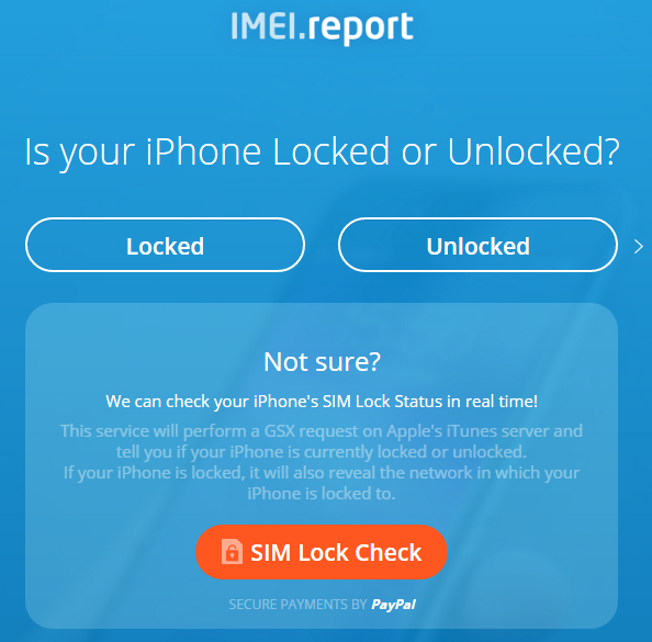 IMEI.Report Step 2
