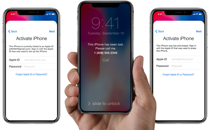Sell iCloud Locked iPhone when you can't bypass the Activation Lock Screen
