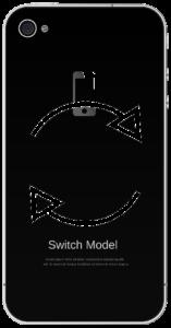 Switch iPhone Model Unlock