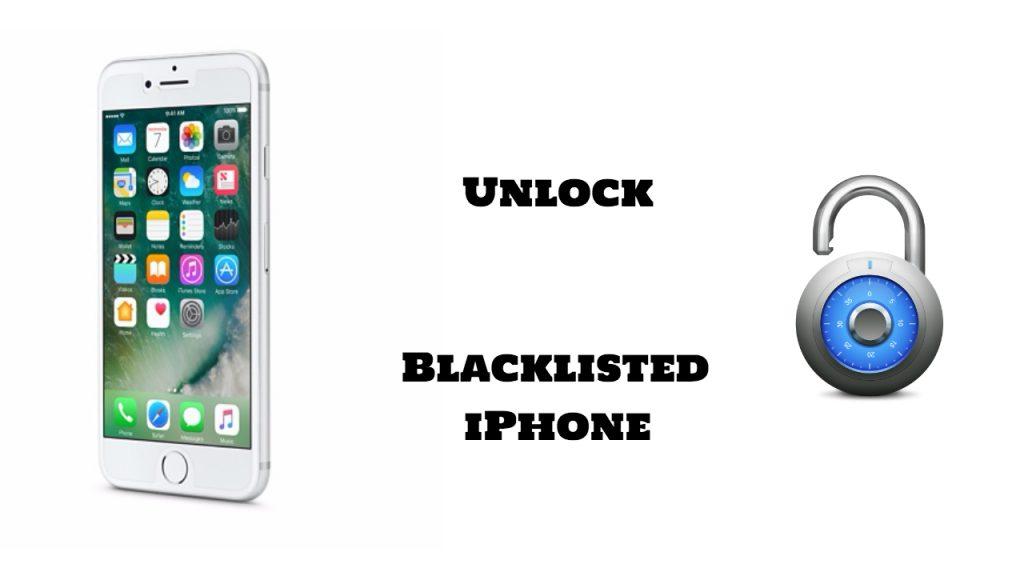 sell locked iPhone - unlock blacklisted iPhone