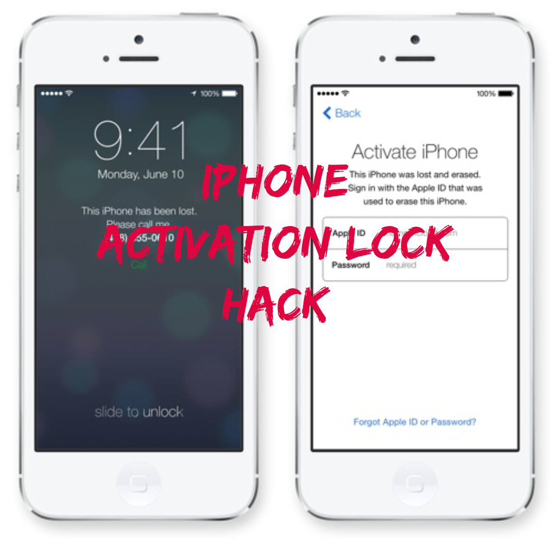 how to hack into a locked iphone the iphone activation lock that works unlock icloud 20125