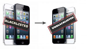 how to unblacklist-unlock barred/CLEAN iPhone