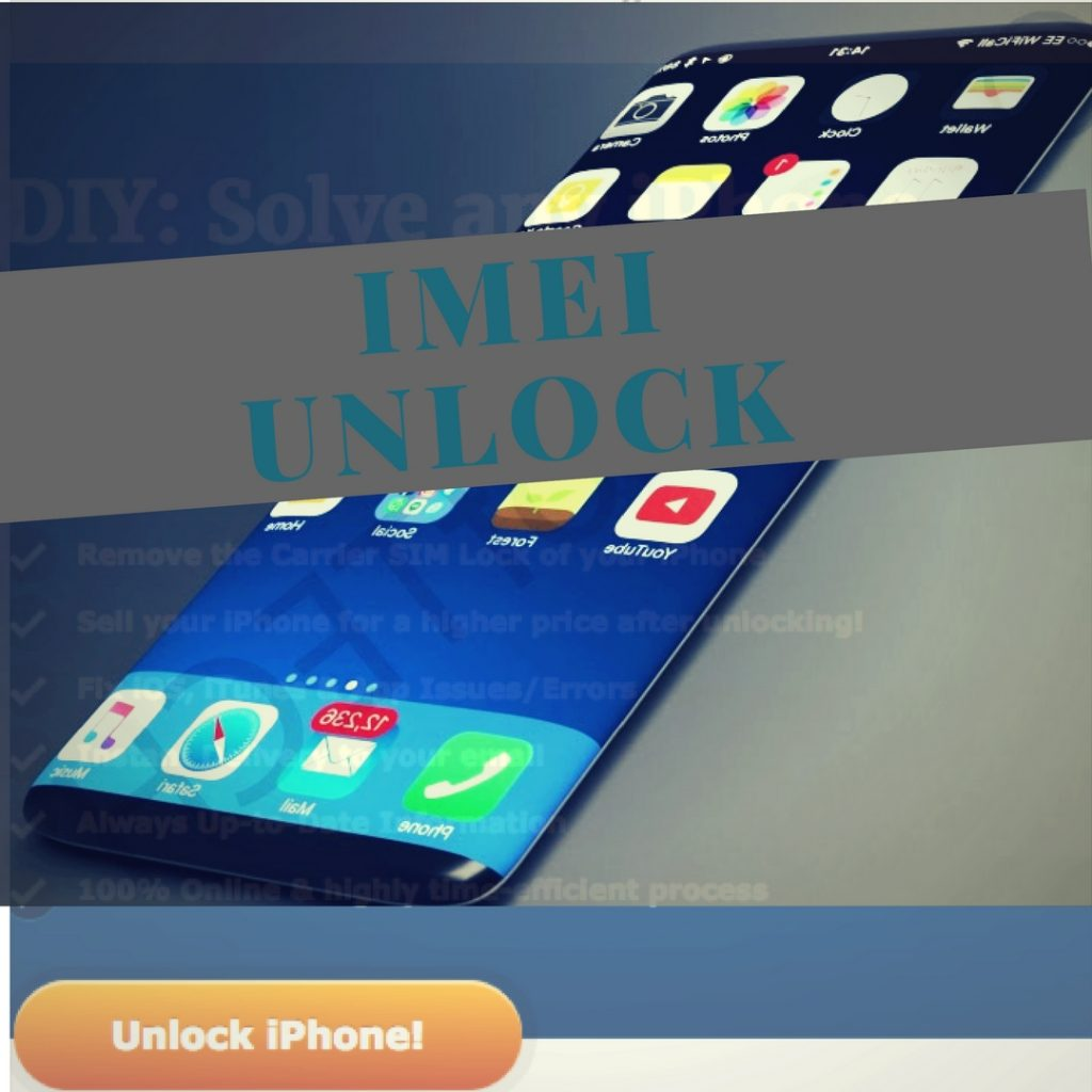 unlock iPhone 8 with IMEI method