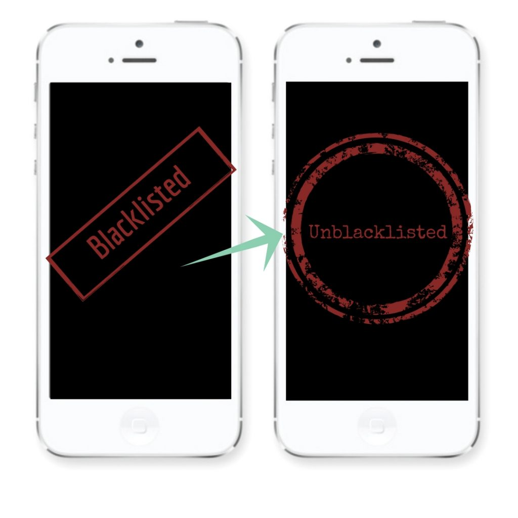 how to activate a blacklisted iphone