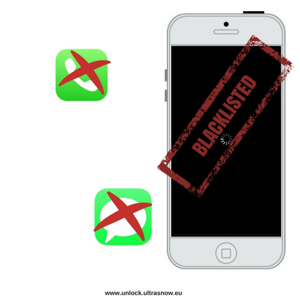 activate blacklisted iPhone