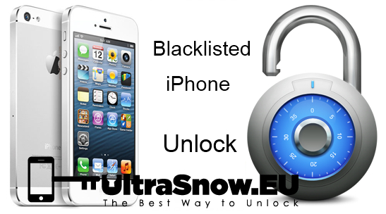 Unlock iPhone X Blacklisted