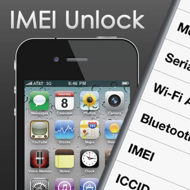 Unlock iPhone X - IMEI Official Method