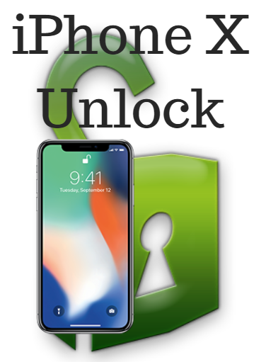 Unlock iPhone X - Network Unlock