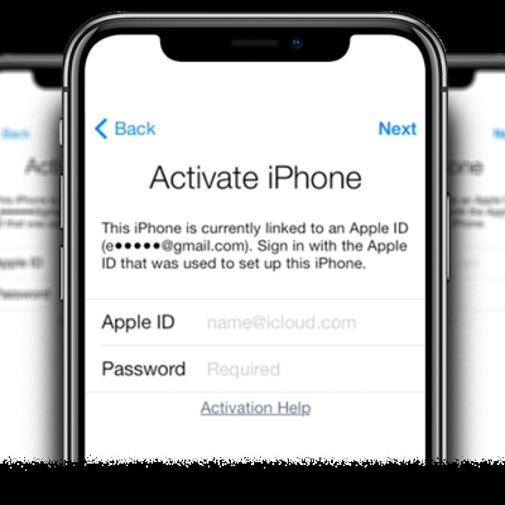 iCloud Unlock when the iCloud Status Clean