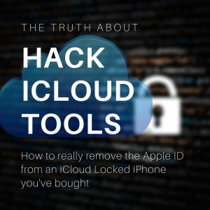 iCloud password Hack tools