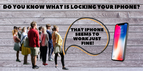 Do you know what is locking your iPhone