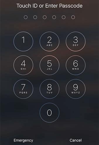 How to unlock a stolen iPhone Passcode