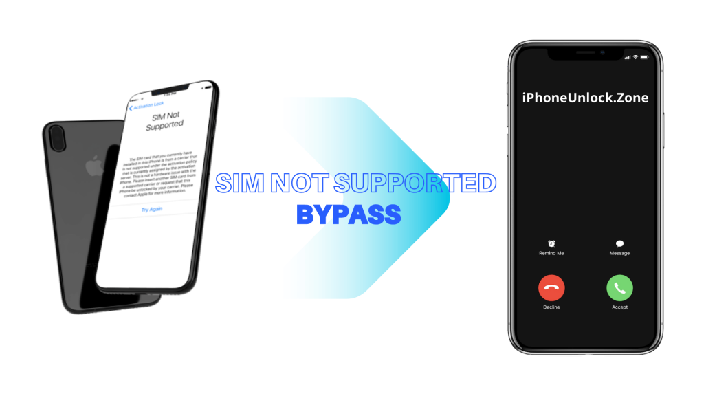 SIM Not Supported Bypass 2020