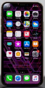 SIM unlock iPhone Xs