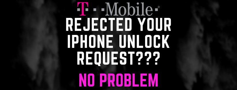 iPhone TMobile Unlock for blacklisted and clean devices