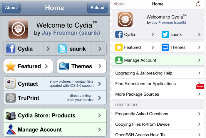 iPhone Unlock Software Download from Cydia