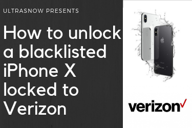 Unlock Blacklisted iPhone - FREE iPhone Blacklist removal tool
