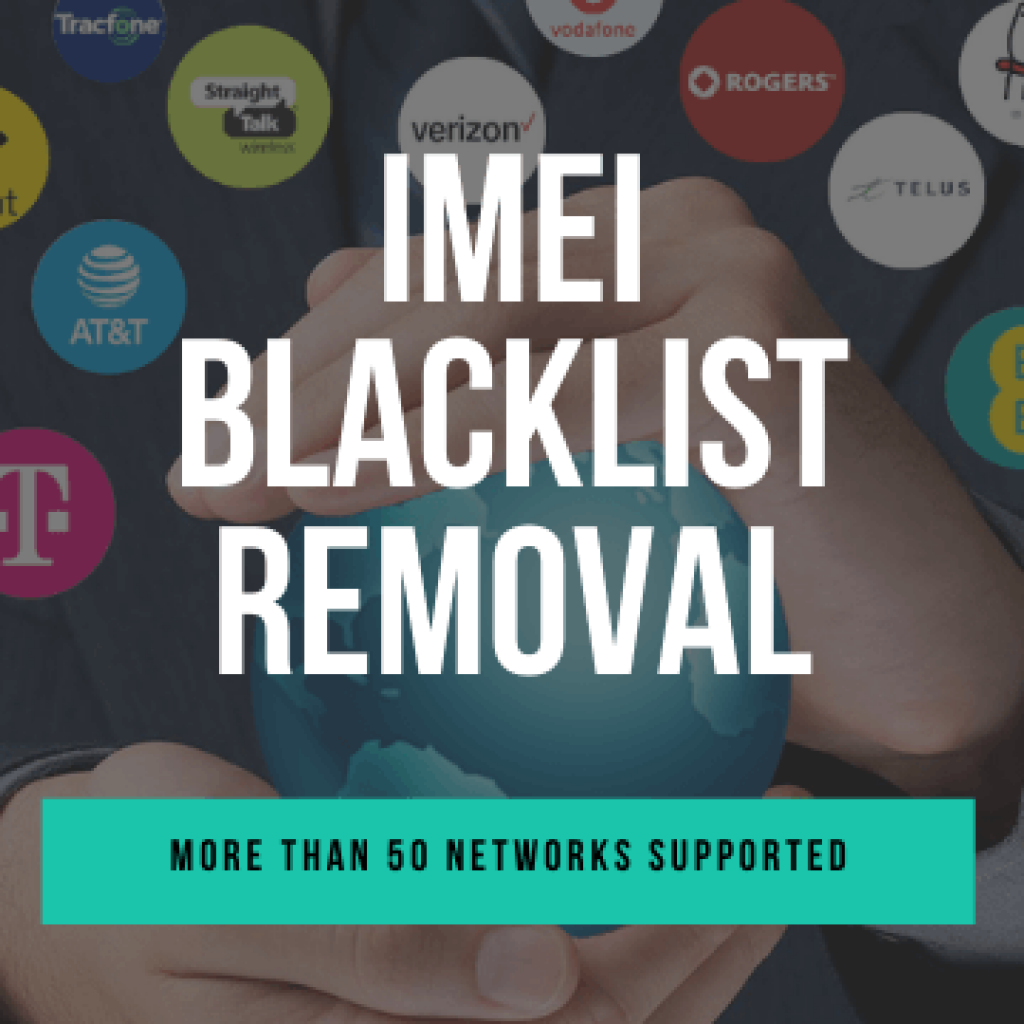 iPhone IMEI Blacklist Removal