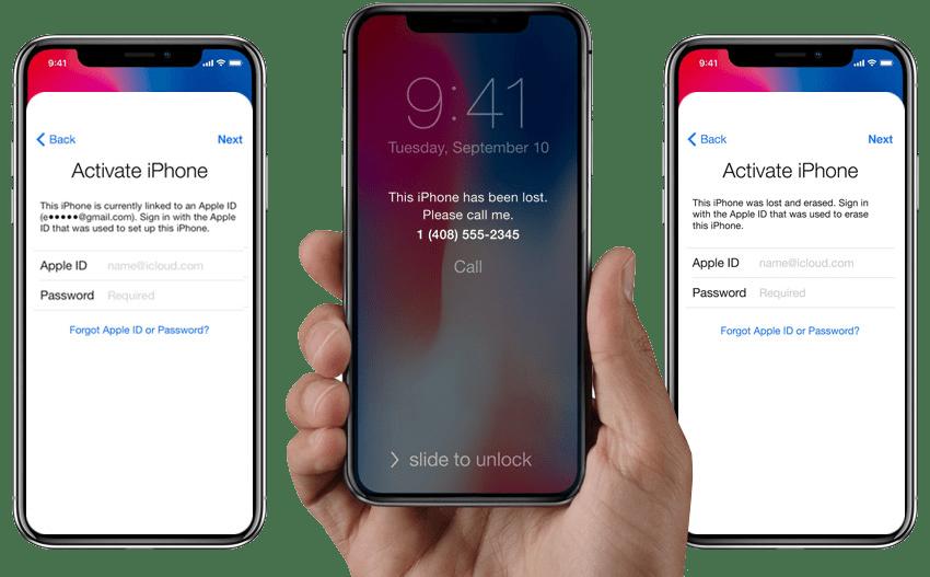 iCloud Lock iPhone IMEI Check