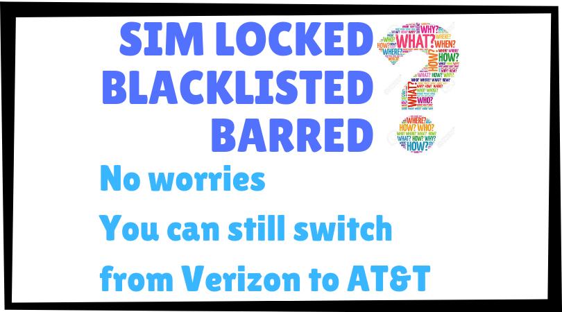 Verizon iPhone Unlock