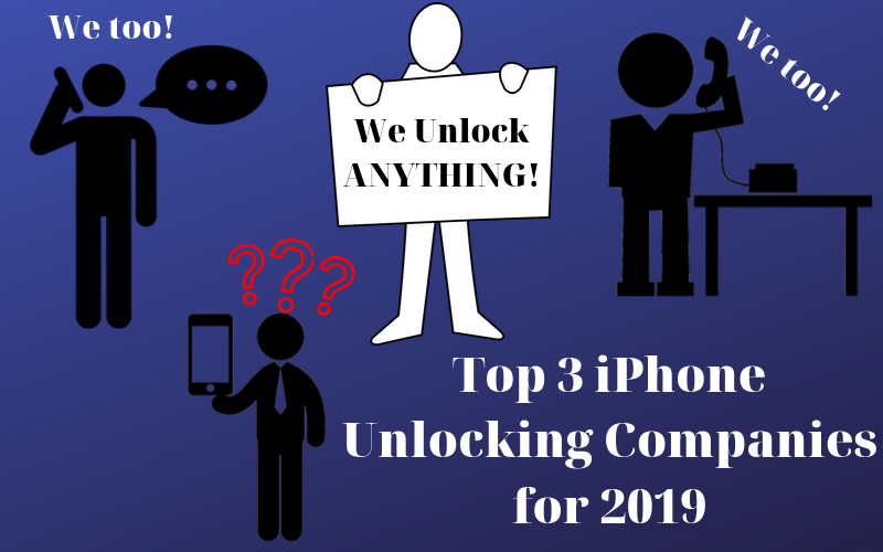 iPhone 11 Unlocking Companies 2019