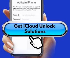 Get iCloud Unlock Solutions Ad