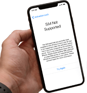 Apple iPhone Unlock SIM
